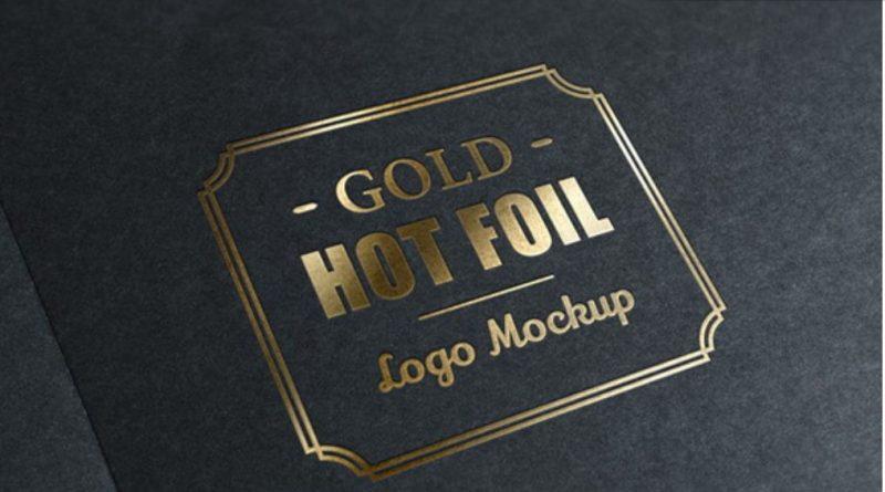 Gold Stamping Logo