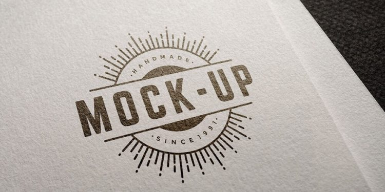 Free PSD Logo Mockups