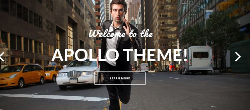 Apollo HTML Template