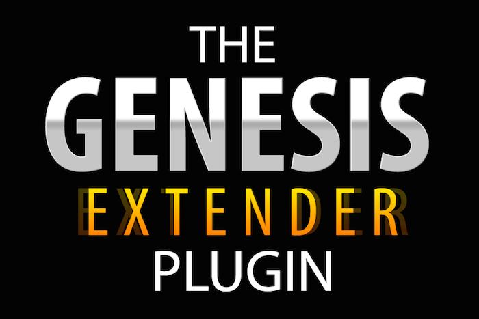 genesis-extender