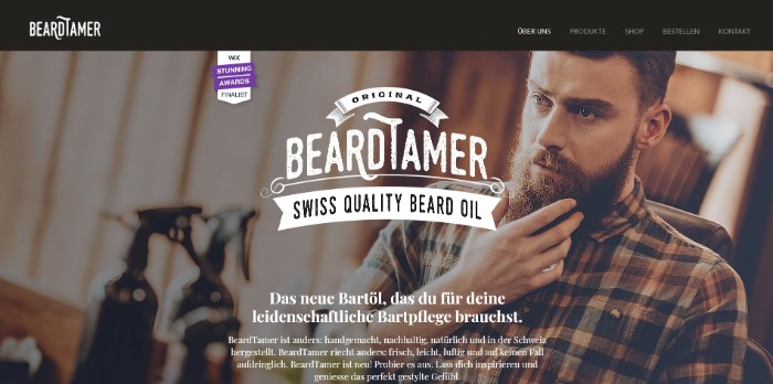 Beard Tamer