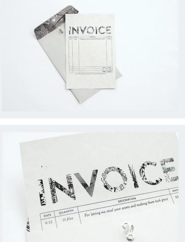 typography-invoice