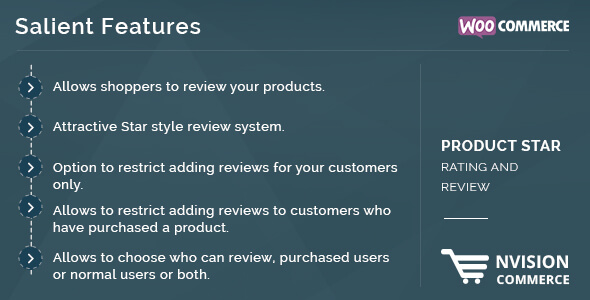 WooCommerce Product Star Rating and Review 2