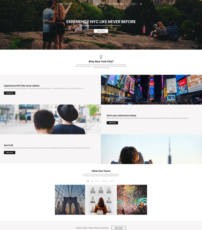 embark wordpress theme