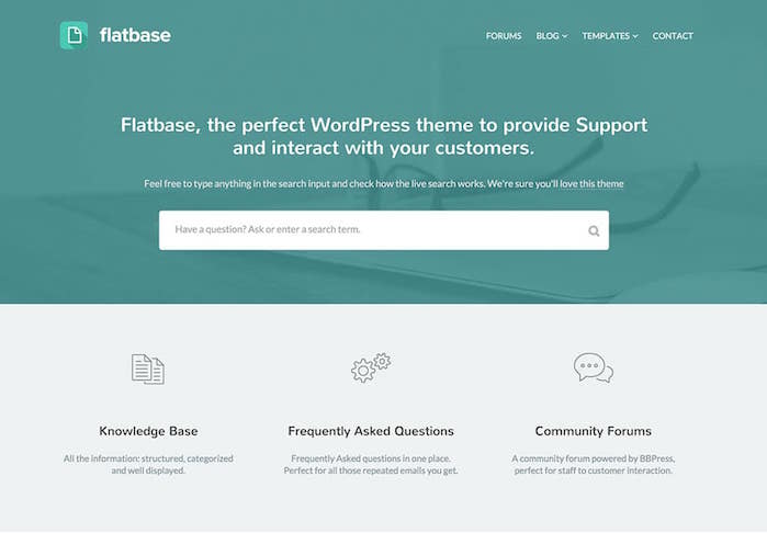 flatbase-knowledge-base-theme