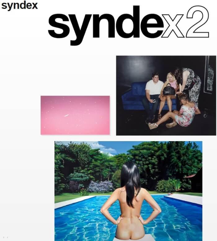 syndex Tumblr theme