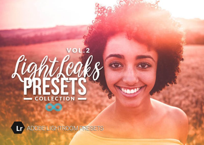 Light Leaks Presets Collection