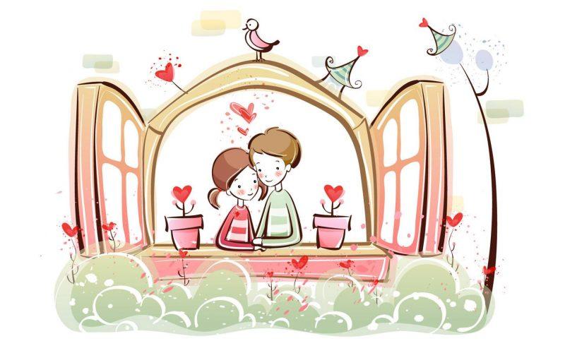 Love Daughter Wallpaper