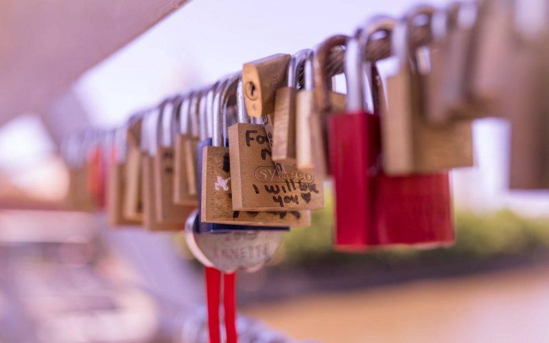 Love Locks Wallpaper