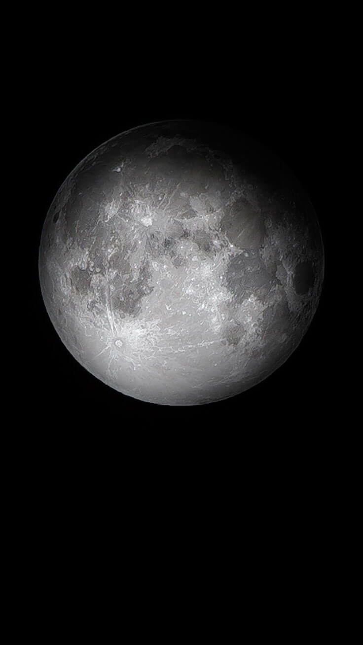 Moon Wallpaper for iPhone