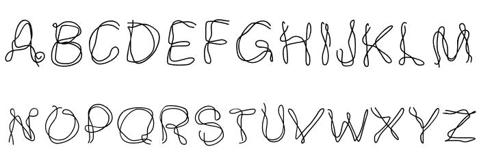 PW Smokey Font