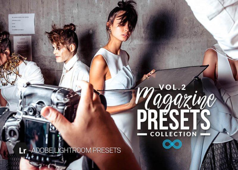 Vol.2 Magazine Presets Collection