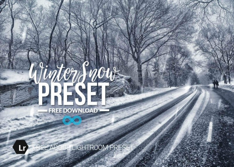 Winter Snow Presets