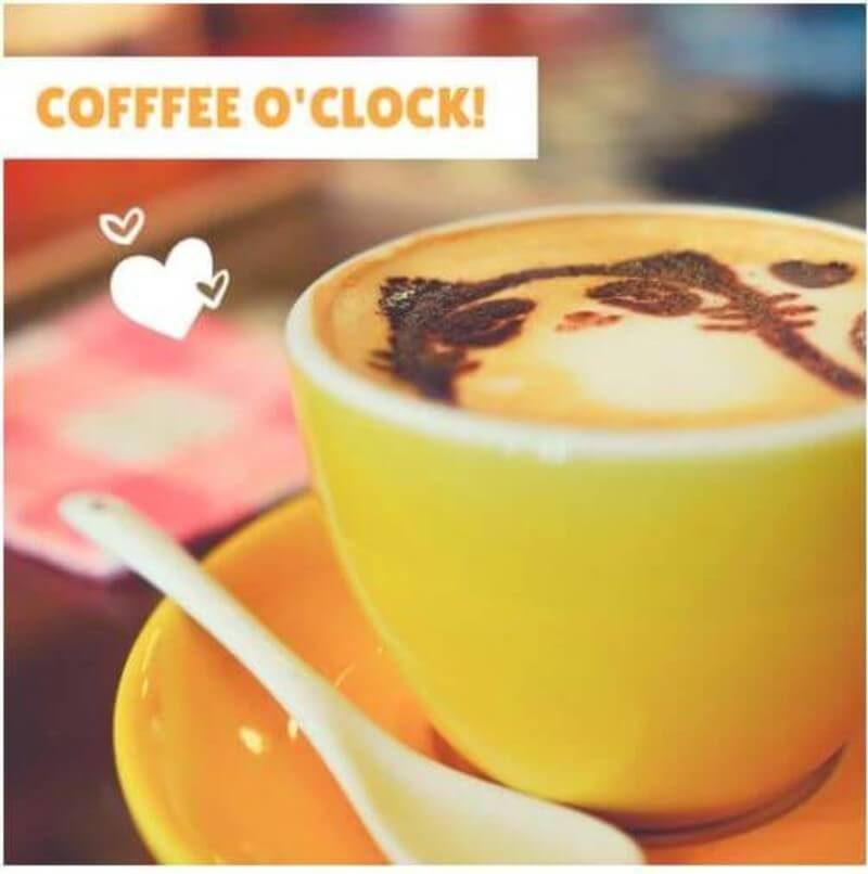 CoffeeO'Clock