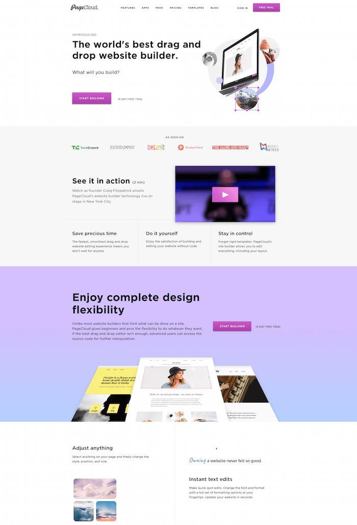 PageCloud Website Builder