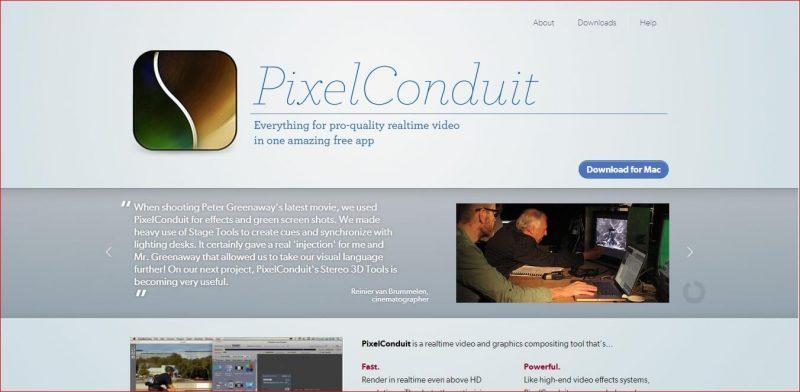 PixelConduit