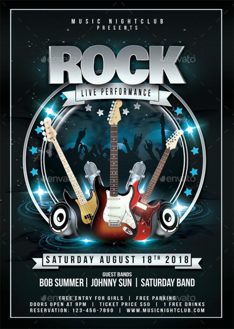 Rock Live Performance