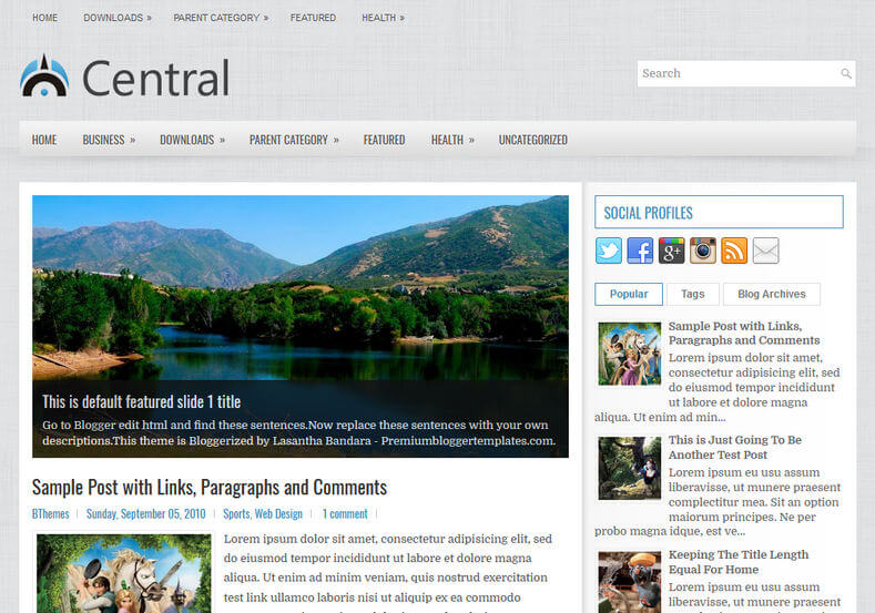 Best Minimalist Travel Blogs