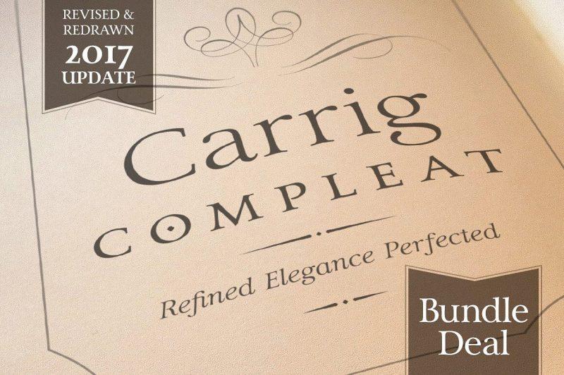 Carrig Font