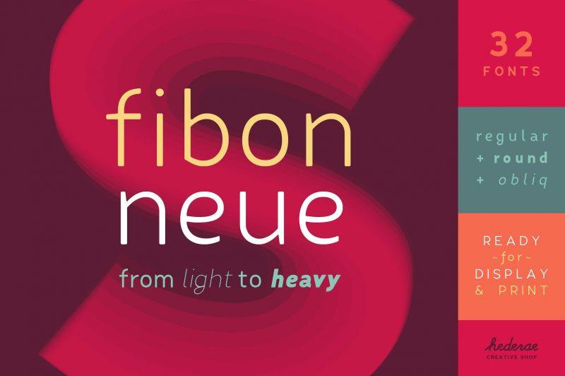 Fibon Neue