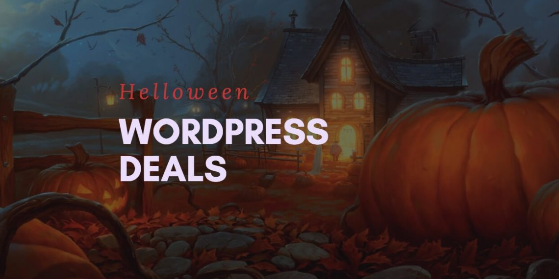 Best Helloween WordPress Deals