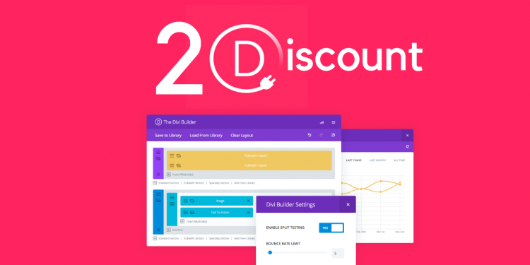 Divi Theme Discount Coupon