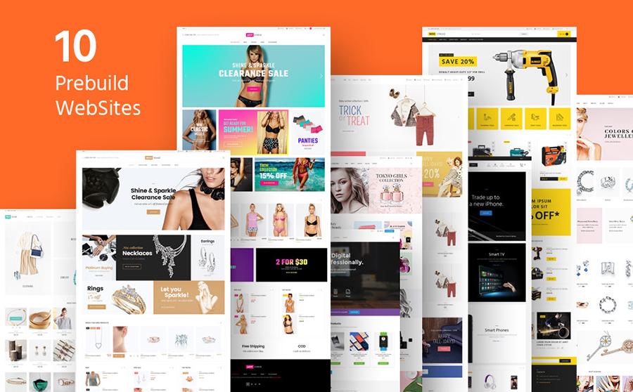 WooStroid Theme Designs
