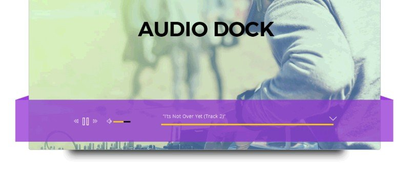 Audio Dock