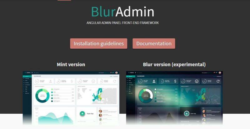 BlurAdmin