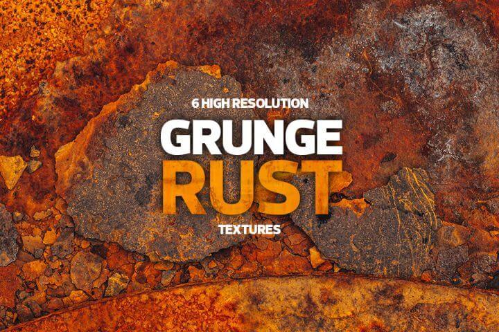 Grunge Rust Textures