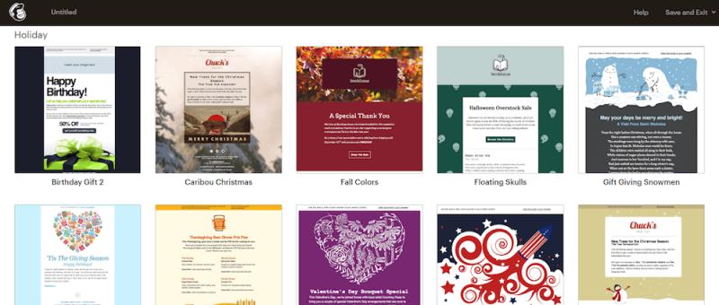 MailChimp for eCommerce Sites