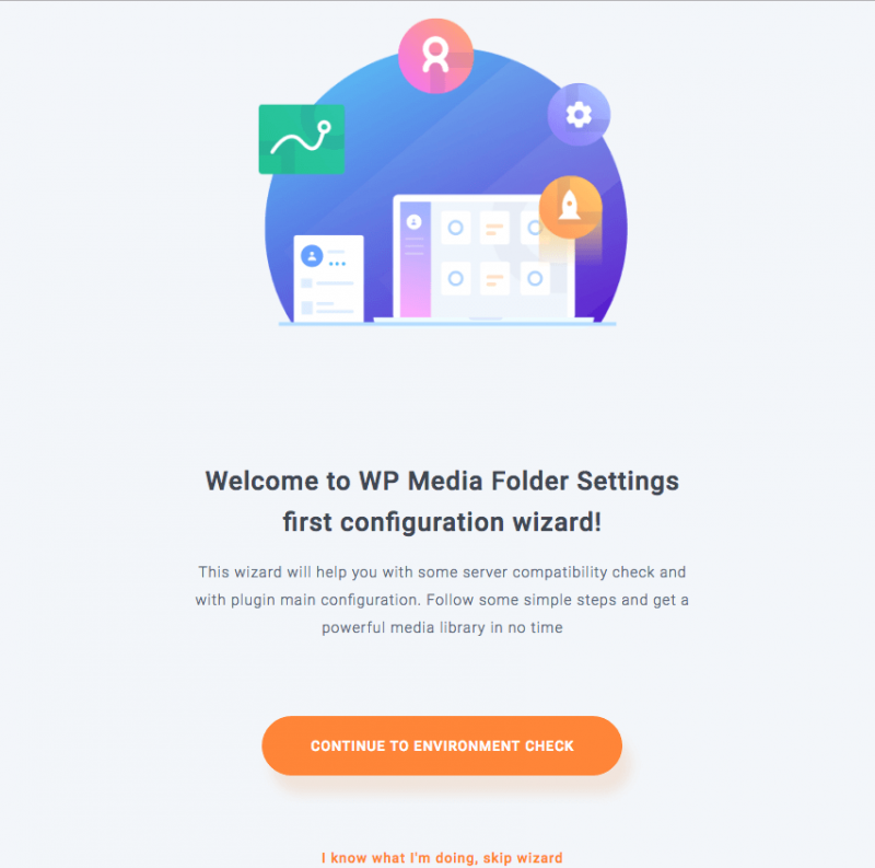 WP Media Folder Installation Process