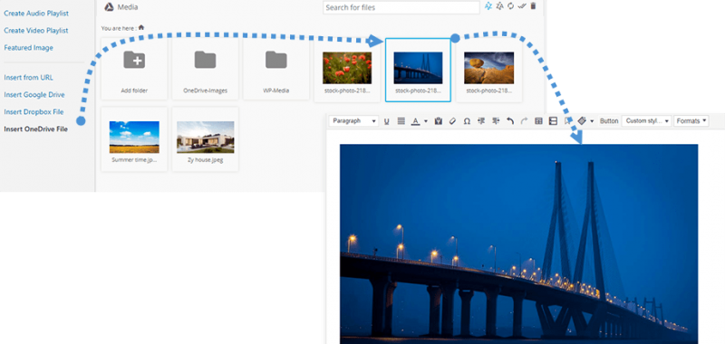 embed-OneDrive-image