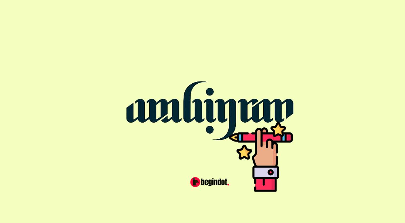 Ambigram Generators