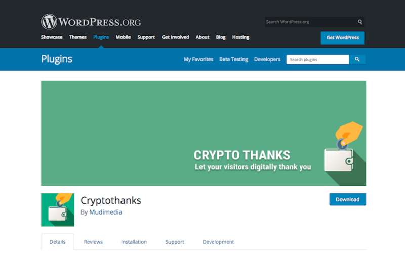 Cryptothanks