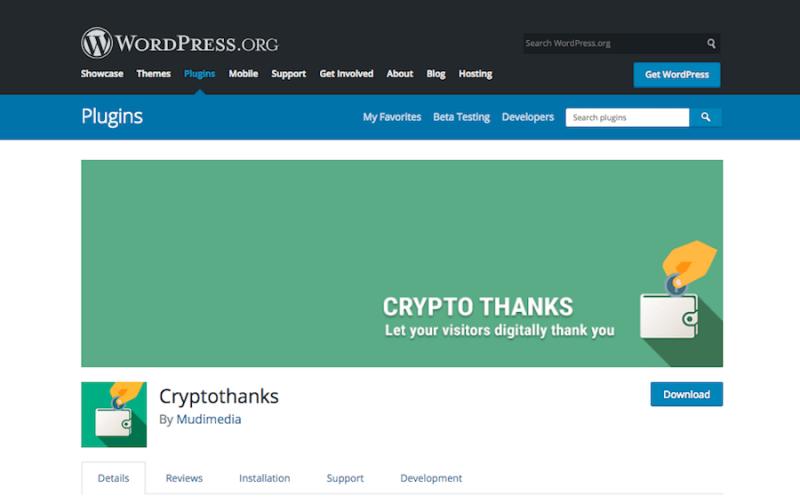 Cryptothanks