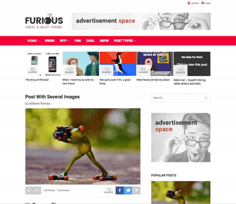 Furious Viral Theme