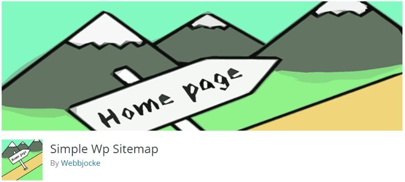 Simple WP Sitemap