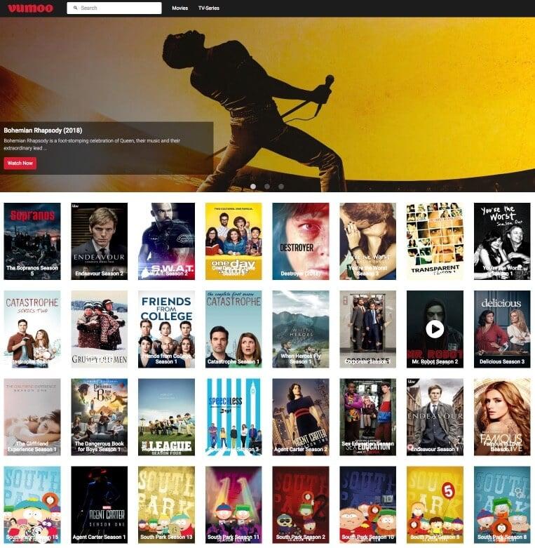 vumoo free movies online