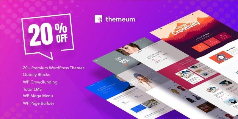 Themeum Review & Discount