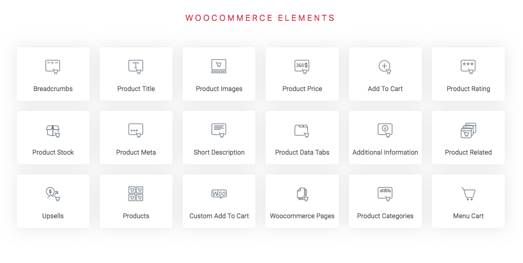 WooCommerce Modules
