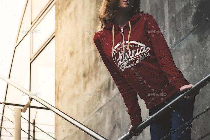 hoodie-street-mockup