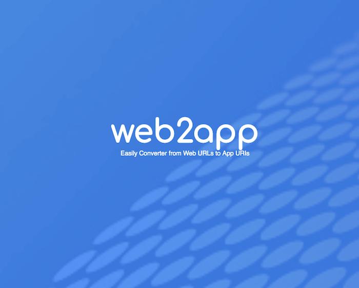Web2App