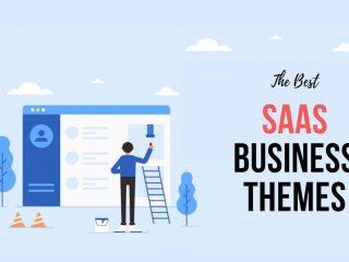 Best SaaS Business WordPress Themes