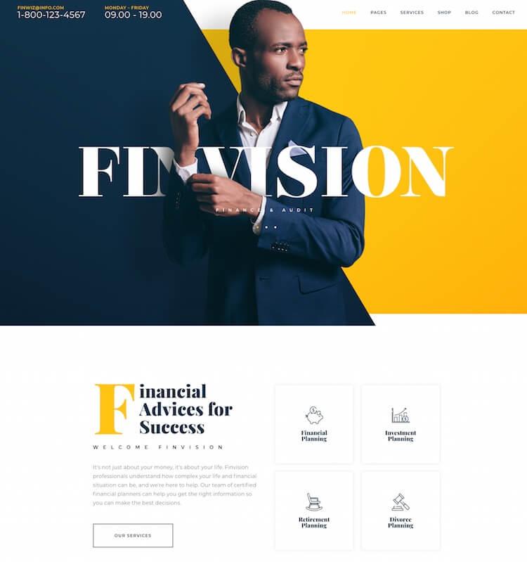 Finvision-Theme