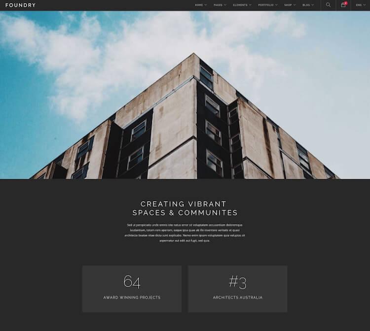 Foundry Multipurpose HTML