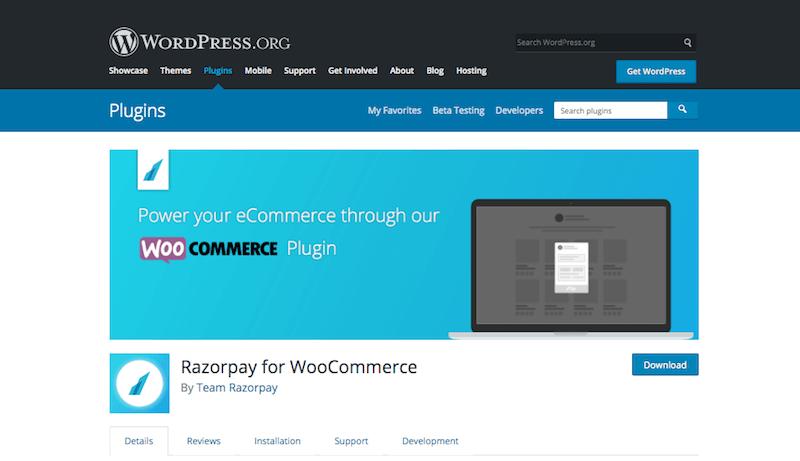 Razorpay for WooCommerce