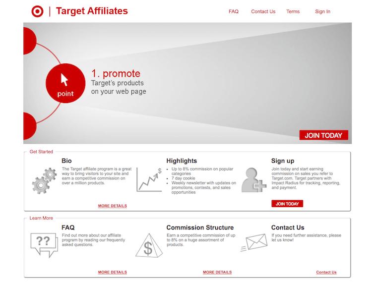Target Affiliates