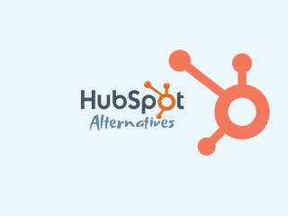 Best HubSpot Alternatives
