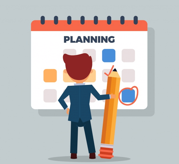 Plan an outline
